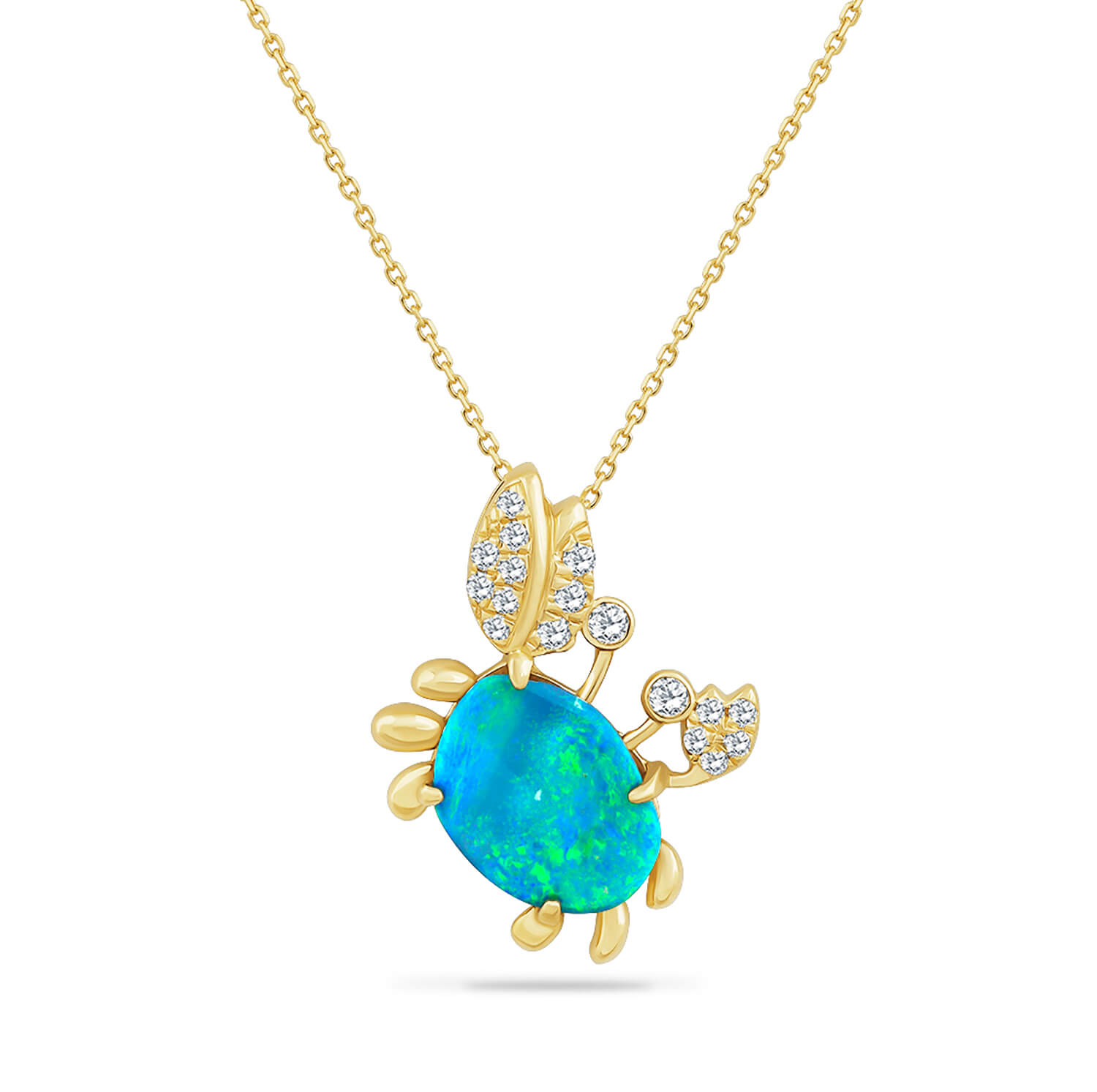 Jewelry Photography Photo Crab